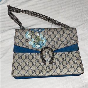 Dionysus small GG Blooms shoulder bag